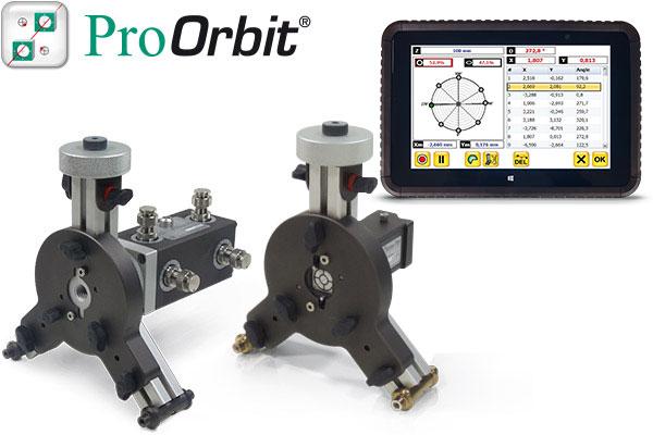ProOrbit system parts